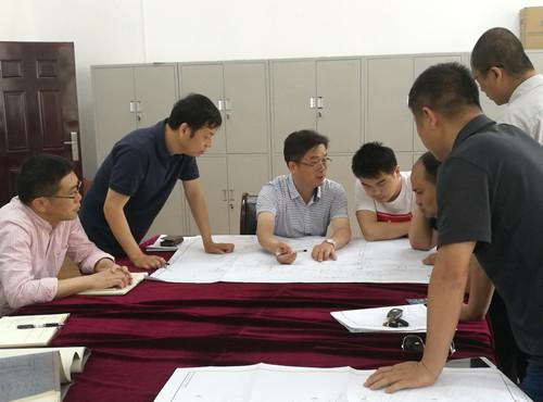 武汉船舶职业技术召开葡京赌场网站雨污分流改造工程论证协调会议