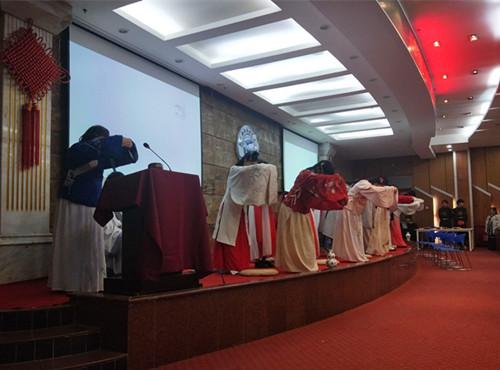 武汉船院计算机信息技术学院举办成人礼活动